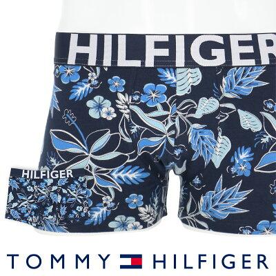 セール!28%OFFTOMMY HILFIGER|トミーヒルフィガーHILFIGER CTN TRUNK HAWAIIヒルフィガー トランク ハワイ コットン ボクサーパンツ5338-0737男性 メンズ プレゼント 贈答 ギフトポイント10倍