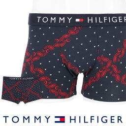 Tommy Hilfiger TOMMY HILFIGER|トミーヒルフィガーFASHON UNDERWEAR MICRO&TENCEL PAISLEY CHECKマイクロ テンセル ペイズリーチェック ボクサーパンツ5339-1492男性 メンズ プレゼント 贈答 ギフト