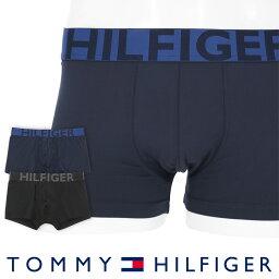 Tommy Hilfiger TOMMY HILFIGER|トミーヒルフィガーBOLD MICROFIBER STRECH LOW RISE TRUNKボールド マイクロファイバーストレッチ ローライズ トランクアンダーウェア ボクサーパンツ男性 メンズ プレゼント 贈答 ギフト5339-5330