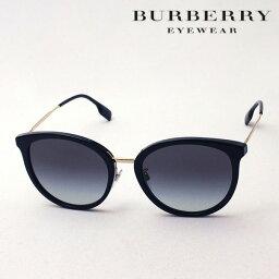バーバリー 大ヒットモデル 【バーバリー サングラス 正規販売店】 BURBERRY BE4289D 30018G Made In Italy ラウンド