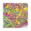 マシュマロ ファンエクスプレス-ラフィータフィーキャンディー(1ポンド)-食用-ソフト&チューイーキャンディー-タフィー&マシュマロ-48個 Fun Express Laffy Taffy Candy Assortment (1 pound) 48 Soft and Chewy Candy Pieces