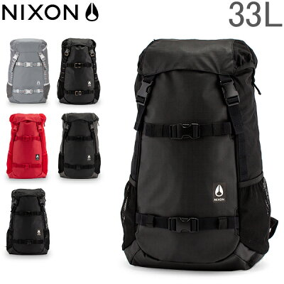 【GWもあす楽】 ニクソン Nixon リュック ランドロック LANDLOCK II / III ( C1953 / C2813 ) 33L バックパック バッグ メンズ レディース Backpack