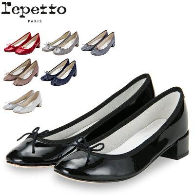 レペット Repetto バレエシューズ カミーユ V511V MYTHIQUE FEMME CAMILLE レディース パンプス 革靴 エナメル ローヒール かわいい 父の日 父の日ギフト