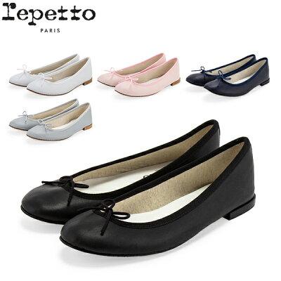 レペット Repetto バレエシューズ サンドリヨン レザー V086VE / V086VIP MYTHIQUE FEMME CENDRILLON フラットシューズ レディース 革靴 かわいい 父の日 父の日ギフト