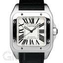 カルティエ サントス 腕時計(メンズ) カルティエ サントス 100 LM W20073X8 CARTIER SANTOS 【新品】【腕時計】【メンズ】 【送料無料】 【あす楽_年中無休】
