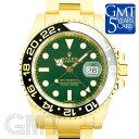 GMTマスター 腕時計(メンズ) ROLEX ロレックス GMTマスター II Ref.116718LN グリーン ROLEX GMT MASTER 【新品】【腕時計】【メンズ】 【送料無料】 【あす楽_年中無休】