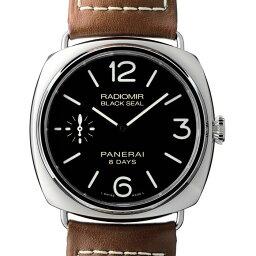 ラジオミール 腕時計(メンズ) オフィチーネ パネライ ラジオミール ラジオミール ブラックシール 8デイズ アッチャイオ PAM00609 OFFICINE PANERAI新品腕時計メンズ送料無料
