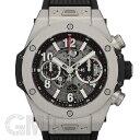 ウブロ 腕時計(メンズ) HUBLOT ウブロ ビッグバン ウニコ チタニウム 411.NX.1170.RX 新品 腕時計メンズ 送料無料