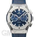 ウブロ 腕時計(メンズ) ウブロ クラシック フュージョン ブルー TI 521.NX.7170.LR HUBLOT新品メンズ腕時計 送料無料