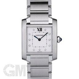 カルティエ タンク フランセーズ 腕時計(メンズ) CARTIER カルティエ タンク フランセーズ MM WE110007 【新品】【腕時計】【メンズ】 【送料無料】 【あす楽_年中無休】