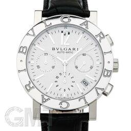 60bc8afc0f5c ブルガリブルガリ 腕時計(メンズ) ブルガリ ブルガリブルガリ クロノグラフ ホワイト BB38WSLDCH BVLGARI 【新品