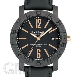 ブルガリブルガリ 腕時計(メンズ) BVLGARI ブルガリ ブルガリ・ブルガリ カーボンゴールド BBP40BCGLD 【新品】 【腕時計】【メンズ】 【送料無料】 【あす楽_年中無休】