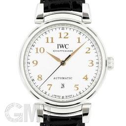 IWC ダ ヴィンチ 腕時計(メンズ) 【2017年新作】IWC ダ・ヴィンチ・オートマティック IW356601 シルバー 40mm IWC 【新品】【メンズ】 【腕時計】 【送料無料】 【あす楽_年中無休】