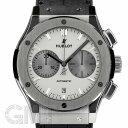 ウブロ 腕時計(メンズ) ウブロ クラシックフュージョン クロノグラフ チタニウム シルバー 45mm 521.NX.2611.LR HUBLOT 新品メンズ 腕時計 送料無料 _年中無休