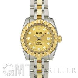 デイト チュードル クラシック デイト シャンパン 10Pダイヤ 22013G TUDOR 新品レディース 腕時計 送料無料