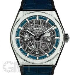 ゼニス デファイ 腕時計(メンズ) ゼニス デファイ クラシック 95.9000.670/78.R584 ZENITH 新品メンズ 腕時計 送料無料