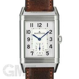 レベルソ ジャガールクルト レベルソ クラシック ラージ デュオ スモールセコンド ブラウンレザー Q3848422 JAEGER LECOULTRE JAEGER LECOULTRE 新品メンズ 腕時計 送料無料