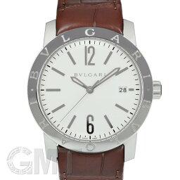 ソロテンポ 腕時計(メンズ) ブルガリ ブルガリブルガリ ソロテンポ シルバー BB39WSLD BVLGARI新品メンズ腕時計 送料無料