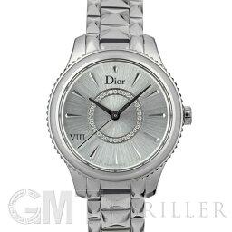 ディオール 腕時計(レディース) クリスチャン・ディオール モンテーニュ CD152110M011 シルバー 新品レディース 腕時計 送料無料