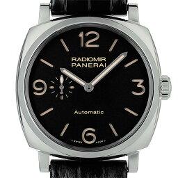 ラジオミール 腕時計(メンズ) OFFICINE PANERAI オフィチーネ パネライ ラジオミール 1940 3 DAYS アッチャイオ PAM00572新品腕時計メンズ送料無料