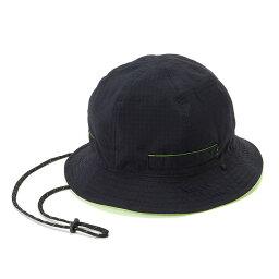 カシラ 帽子 レディース narifuri × CA4LA ナリフリ × カシラ リバーシブル ミリタリーハット NFC4-16 コラボ バケットハット 帽子 メンズ レディース