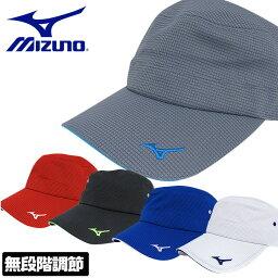 ミズノ ミズノ ゴルフ メッシュワークキャップ 通気性に優れた素材を使用、サイズ調整のしやすいアジャスター付き メンズ ゴルフキャップ mizuno golf cap A87BP-388