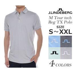 be04875dc85f12 ジェイリンドバーグ ゴルフウェア メンズ シャツ トップス ポロシャツ 春夏 おしゃれ (在庫処分)J