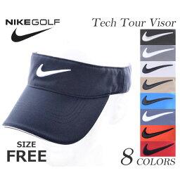 ナイキ (在庫処分)ナイキ Nike キャップ 帽子 メンズキャップ メンズウエア ゴルフウェア メンズ テック ツアー サンバイザー USA直輸入 あす楽対応