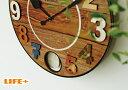 振り子時計 おしゃれ 壁掛け時計 振り子時計 -Bergo- [重厚感 木製 モダン レトロ感 北欧 カラフル 掛け時計 デザイン時計 振子時計 オシャレ お洒落 木目 カフェインテリア 開店祝い 友達 友人 結婚祝い カッコいい プレゼント インテリア時計 存在感 大きい 個性的 時計 贈り物 贈物]