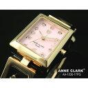 アンクラーク 腕時計(レディース) ANNE CLARK アンクラーク トランプ レディース マザーオブパール ピンクゴールド AA-1030-17PG/AA1030-17PG 腕時計