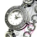 アンクラーク 腕時計(レディース) ANNE CLARK アンクラーク AT-1008-09/AT1008-09 ブレスタイプ ダイヤモンド シルバー レディース 腕時計
