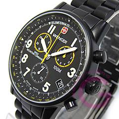 ウェンガー 腕時計(メンズ) WENGER(ウェンガー) 70705XL Commando/コマンド ラージサイズ 映画『海猿』使用モデル ミリタリー メンズウォッチ 腕時計