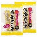 干しいも 黄金さつま 国産 無添加 こだわり 干し芋 紅はるか使用 北海道生産 (100g×2袋セット)