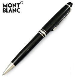 モンブラン ボールペン MONTBLANC モンブランMEISTERSTUCK マイスターシュテック クラシックブラックレジン・プラチナ ボールペンP164(2866) 【送料無料】