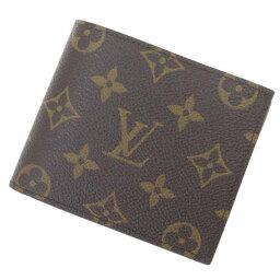 ルイヴィトン 二つ折り財布(男性向け) ルイヴィトン 財布 モノグラム ポルトフォイユ・マルコ NM M62288 LOUIS VUITTON 二つ折り財布 ヴィトン メンズ 新型
