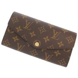 ルイヴィトン モノグラム財布(レディース) ルイヴィトン 長財布 モノグラム ポルトフォイユ・サラ M60531 LOUIS VUITTON ヴィトン 財布