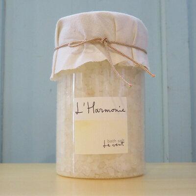 Lothantique(ロタンティック) アルモニL'Harmonie バスソルト460g ヴァン 【2311】