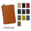 イルビゾンテ IL BISONTE イルビゾンテ カードケース 定期入れ C1153 レディース メンズ 父の日 プレゼント レザー