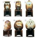 ふくろう焼酎サーバー 焼酎サーバー 名入れ フクロウ。信楽焼の焼酎用サーバー(1.2L/2.2L/3L)。父の日/プレゼントにも。日本製[送料無料]