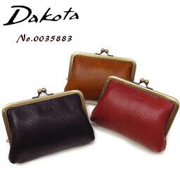 ダコタ ダコタ Dakota がま口財布 レディース ブラック レッド キャメル 0035883 女性 プレゼント ギフトラッピング無料 正規品