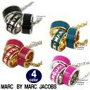 マークバイマークジェイコブス マークバイマークジェイコブス 3連リング ネックレス 全4カラー MARC BY MARC JACOBS ブランド ag-542800