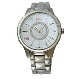 ディオール 腕時計(レディース) ディオール Dior 腕時計レディース オン・ユィット 153512M001 WHMOP/ダイヤ