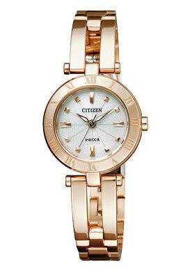クーポン利用で2000円off シチズン ウィッカ ソーラーテック wicca レディース ソーラー 腕時計 NA15-1573C
