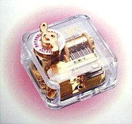 オーパスオルゴール オーパス(ゴールド)オルゴ-ル ユニット551A