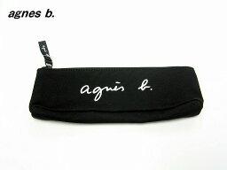 アクセサリーポーチ BLACK【agnes b. アニエスベー ロゴポーチ ペンケース GO03-06】