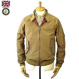 バラクータ BARACUTA バラクータ MEN'S G9 ORIGINAL TAN メンズ G9 オリジナル タン スイングトップ ハリントンジャケット 紳士アウター 英国製 MADE IN ENGLAND