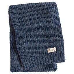 ホリスター カンパニー 【並行輸入品】ホリスター メンズ マフラー Hollister Knit Scarf (ネイビー) 【 スカーフ 】
