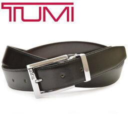 レザーベルト レザーベルト トゥミ メンズ TUMI リバーシブルベルト ビジネス サイズ調整可能 etm011 015468NSDB-OS ブラック/ブラウン