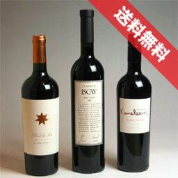 ワイン飲み比べセット ■送料無料■「黒ワイン」と呼ばれるアルゼンチンワインのマルベック・ワイン 飲み比べ3本セット 送料込み フルボディからミディアムボディまで! 【赤ワインセット】【アルゼンチン産】【楽天 通販】