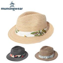 マンシングウェア 【ポイント5倍 2/17 10:00〜2/20 9:59】 マンシングウェア MunsingwearハットAM0327ゴルフ 帽子 メンズ